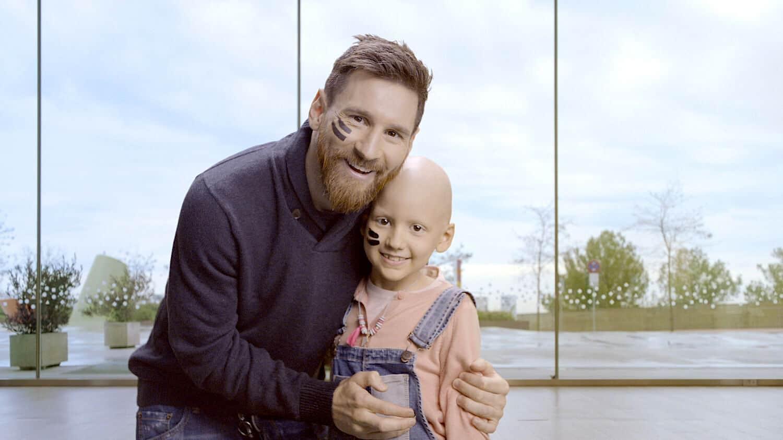 Lionel Messi construye el centro oncológico infantil más grande de Europa