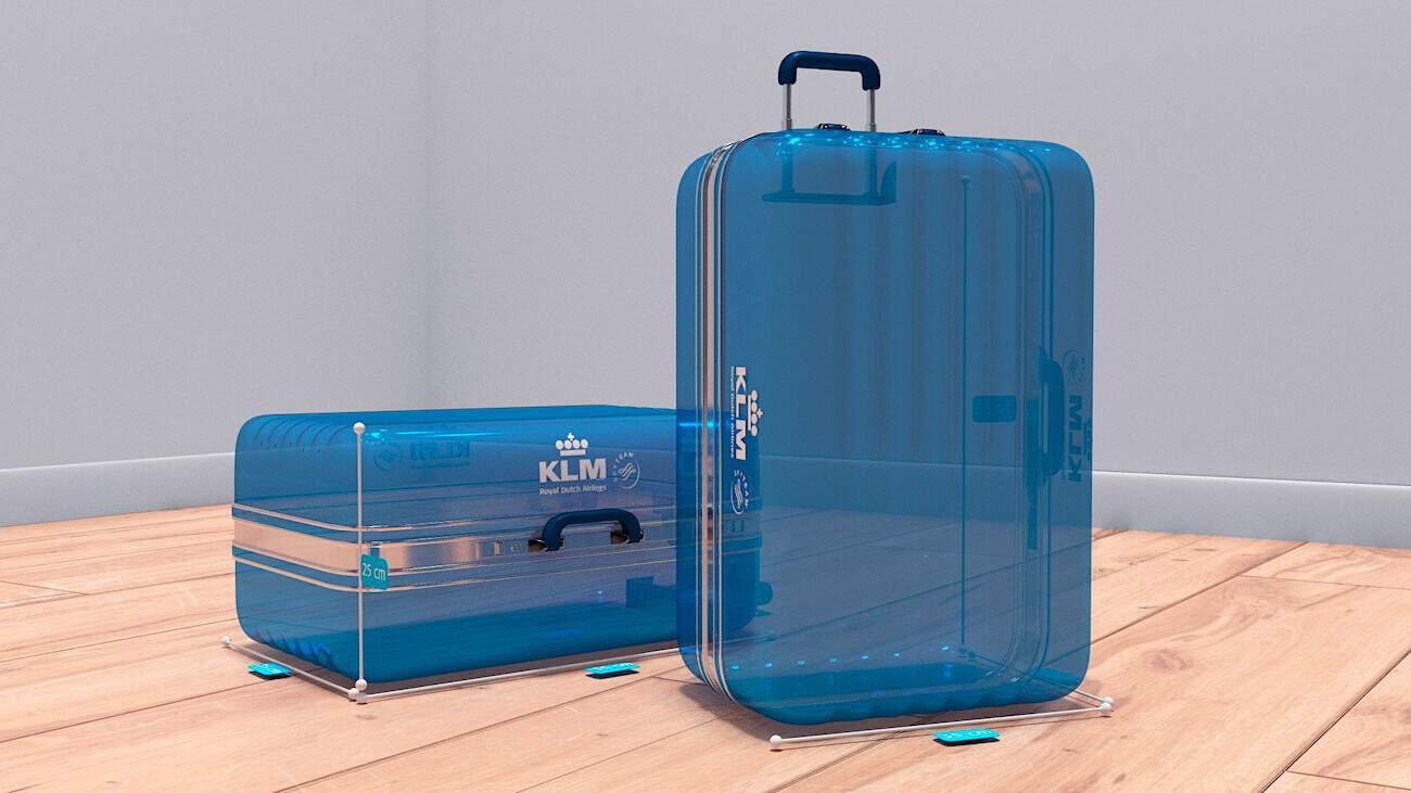 La línea aérea te informa si tu maleta pasa como equipaje de mano