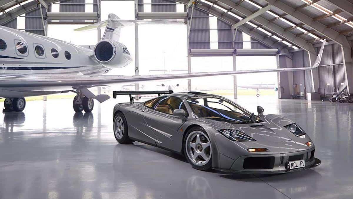 "McLaren F1 ""LM-Specification"""