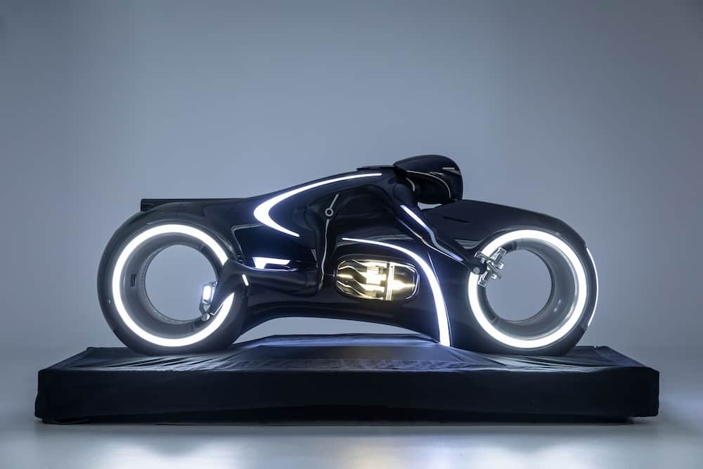 Light Cycle de Tron: Legacy (2010)