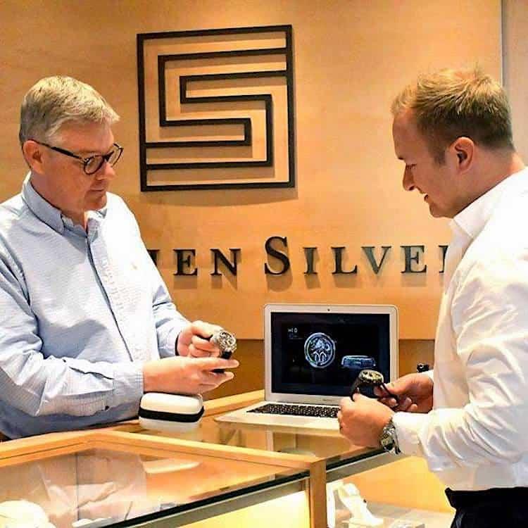 Stephen Silver