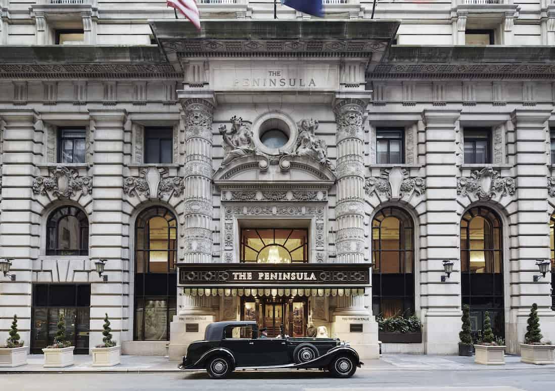 Celebra la llegada del verano 2019 con The Peninsula Hotels