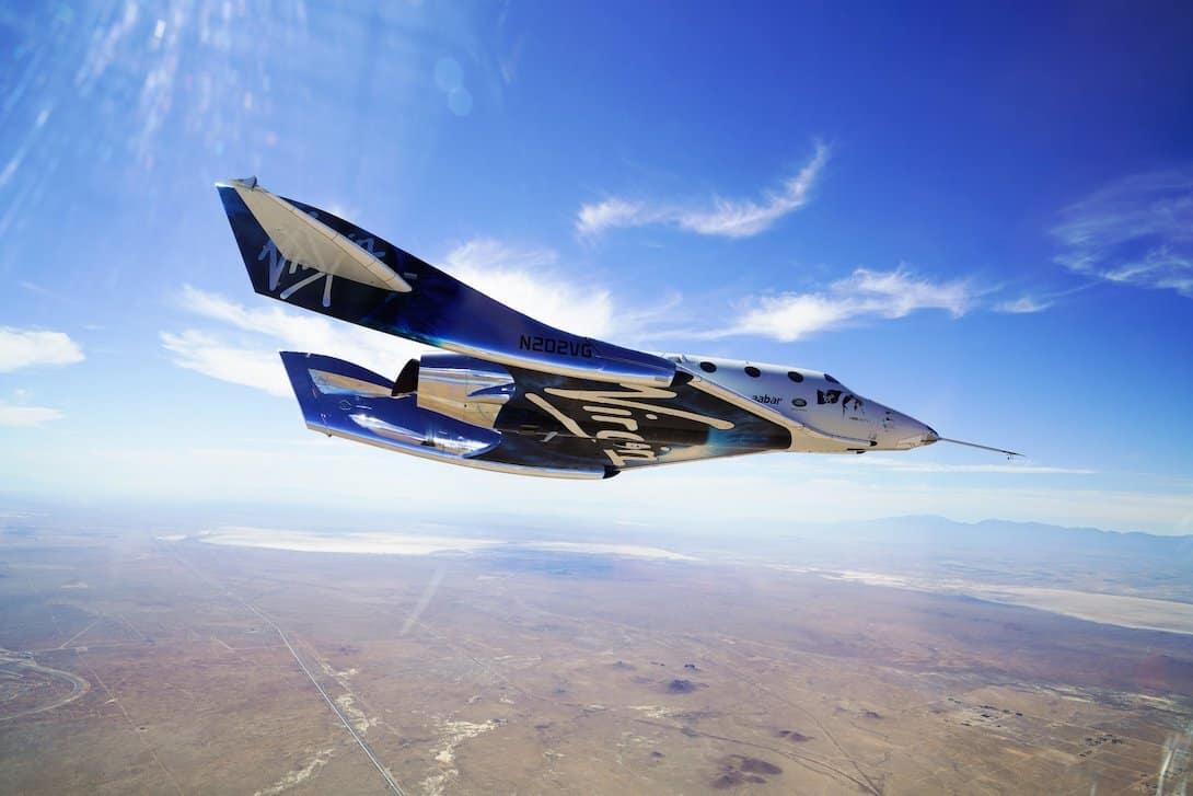 Virgin Galactic te cobrará $250.000 para viajar al espacio.