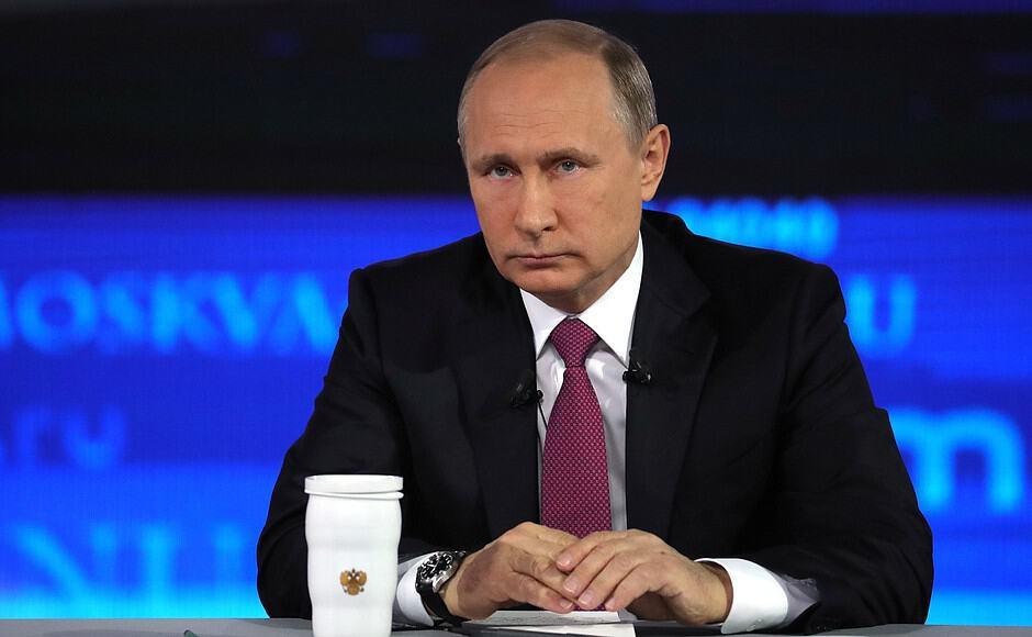 Vladimir Putin, el Nº1 entre los jefes de estado más ricos.