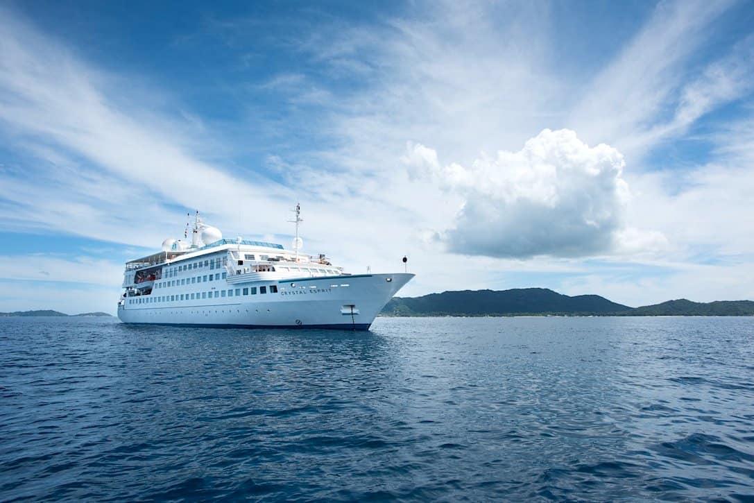 """Esprit"" de Crystal Cruises"