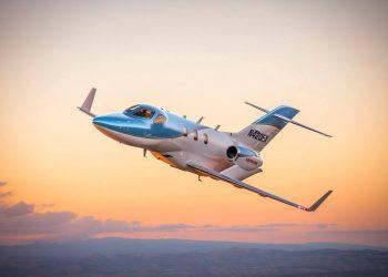 HondaJet Elite de $5,25 millones, uno de los jet privado más baratos del mundo.