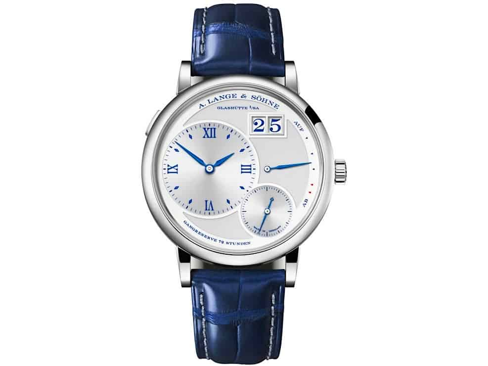 El reloj de edición limitada cuesta 43.700 euros.