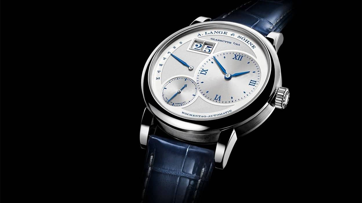 "A. Lange & Söhne | GRAND Lange 1 ""25th Anniversary"""