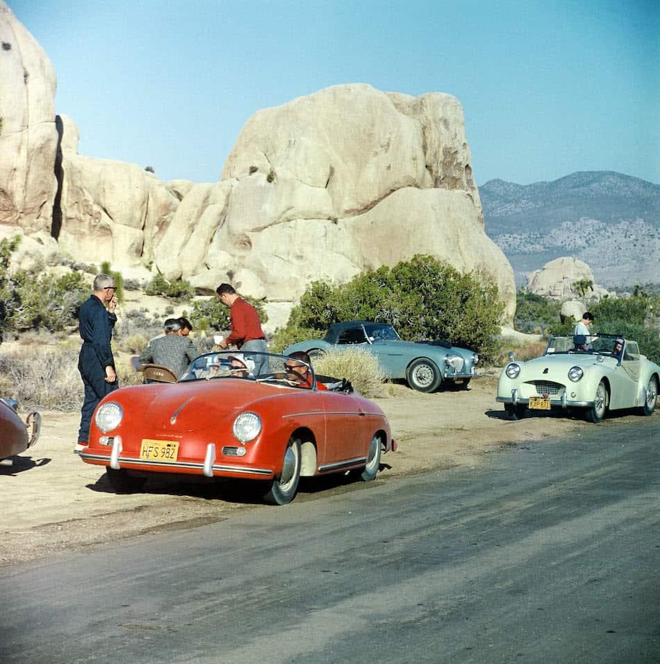 Porsche Speedster: El placer de conducir por más de seis décadas