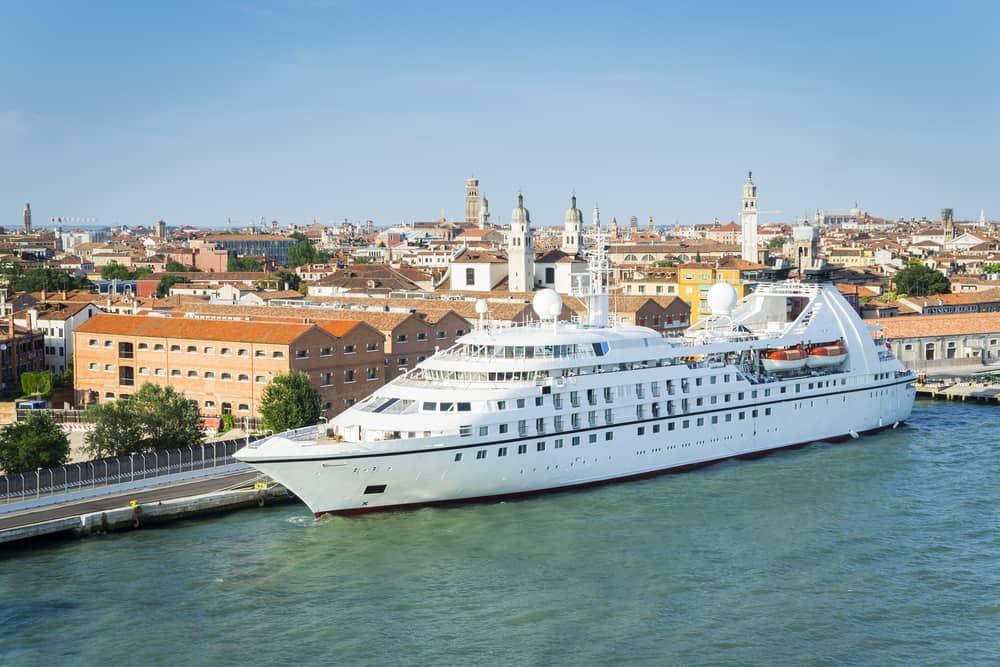 Crucero de Windstar en Europa