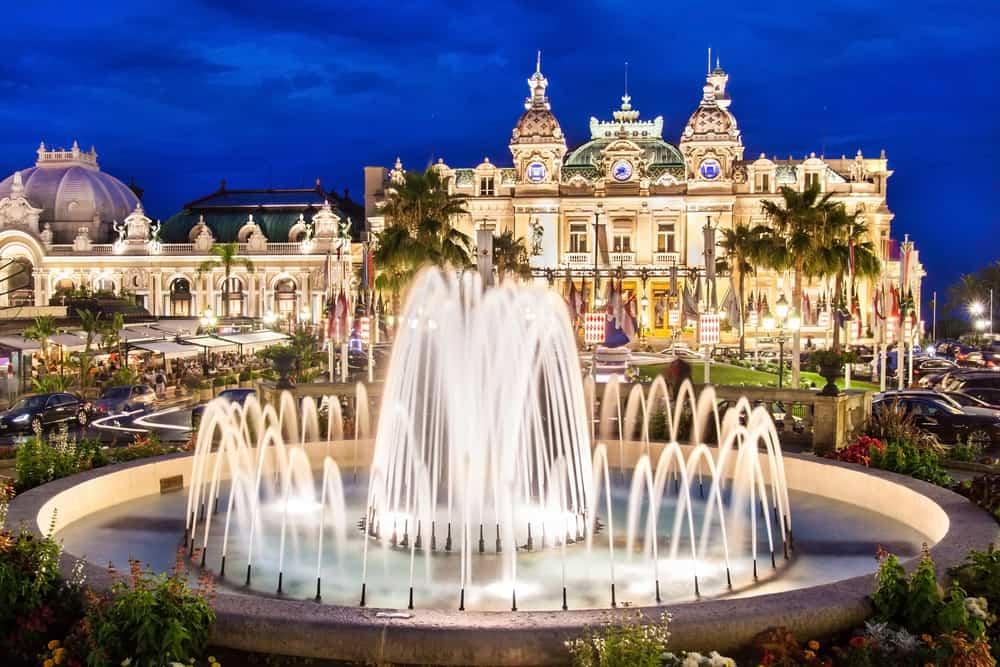 El casino de Monte Carlo.