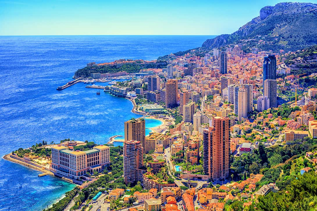 Mónaco encabeza la lista de densidad de riqueza de Individuos con Patrimonio Neto Ultra-Alto.