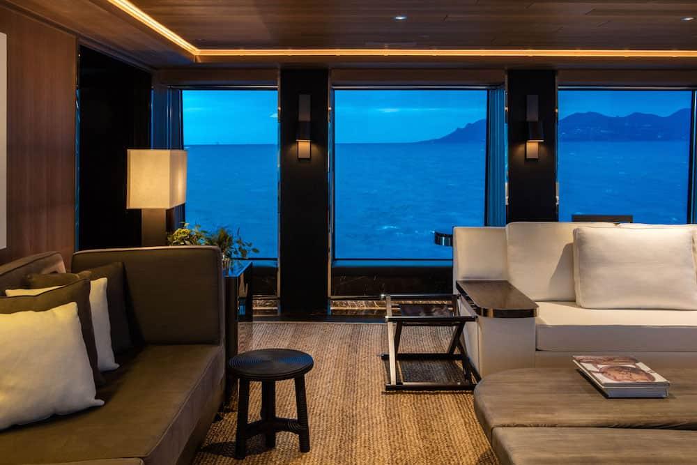 ATLANTE: Sube a bordo de este mega increíble yate de lujo de 55 metros