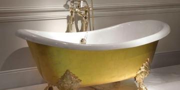 La bañera Mida de Devon&Devon