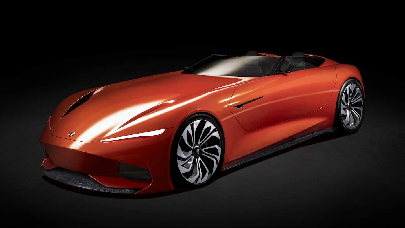 El SC1 Vision Concept de Karma Automotive se estrena en el Concours d?Elegance de Pebble Beach