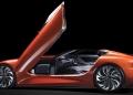 El hermoso vehículo eléctrico de lujo hace su debut en Pebble Beach.