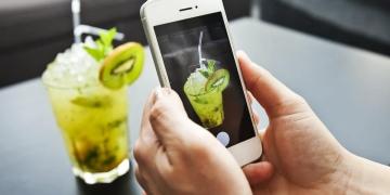 Consejos básicos para fotografiar tus bebidas como todo un foodie