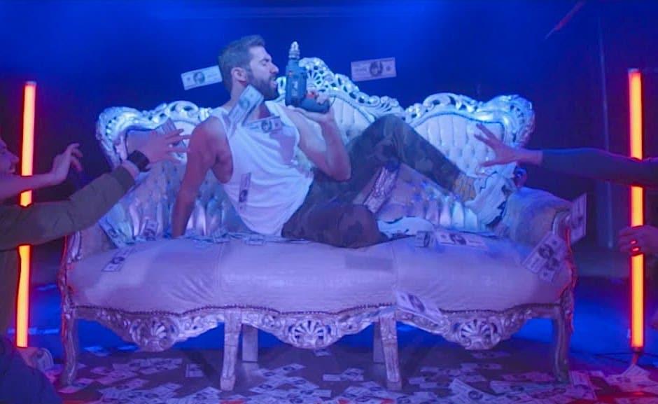'DOLARE$', el debut como cantante de Jorge Cremades