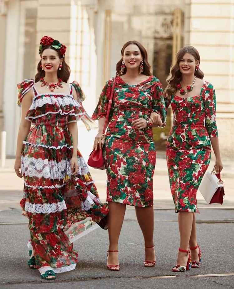 Dolce & Gabbana, es la primera casa de moda de lujo en ampliar su gama de tallas