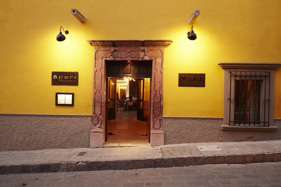 Dos Casas Hotel en San Miguel de Allende