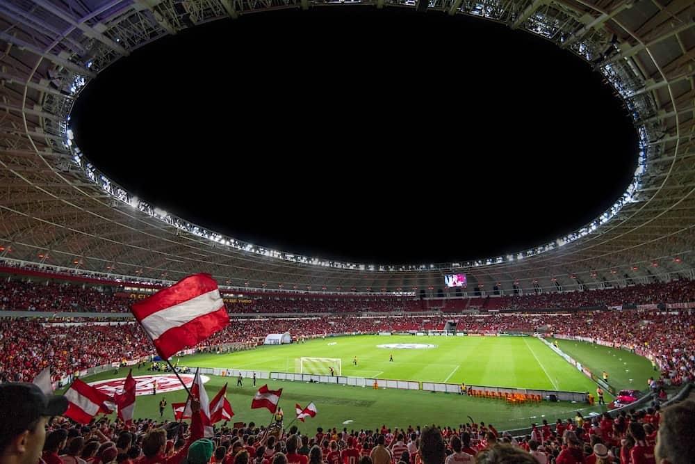 Estadio en Lima, Perú
