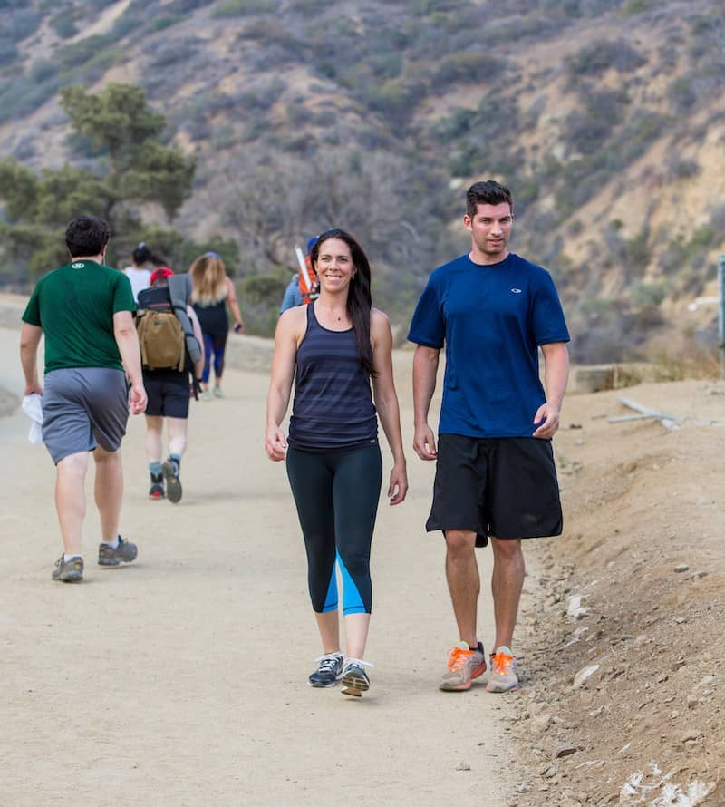 Bikes and Hikes L.A. Early Morning Runyon Canyon Fitness Hike (Hollywood)