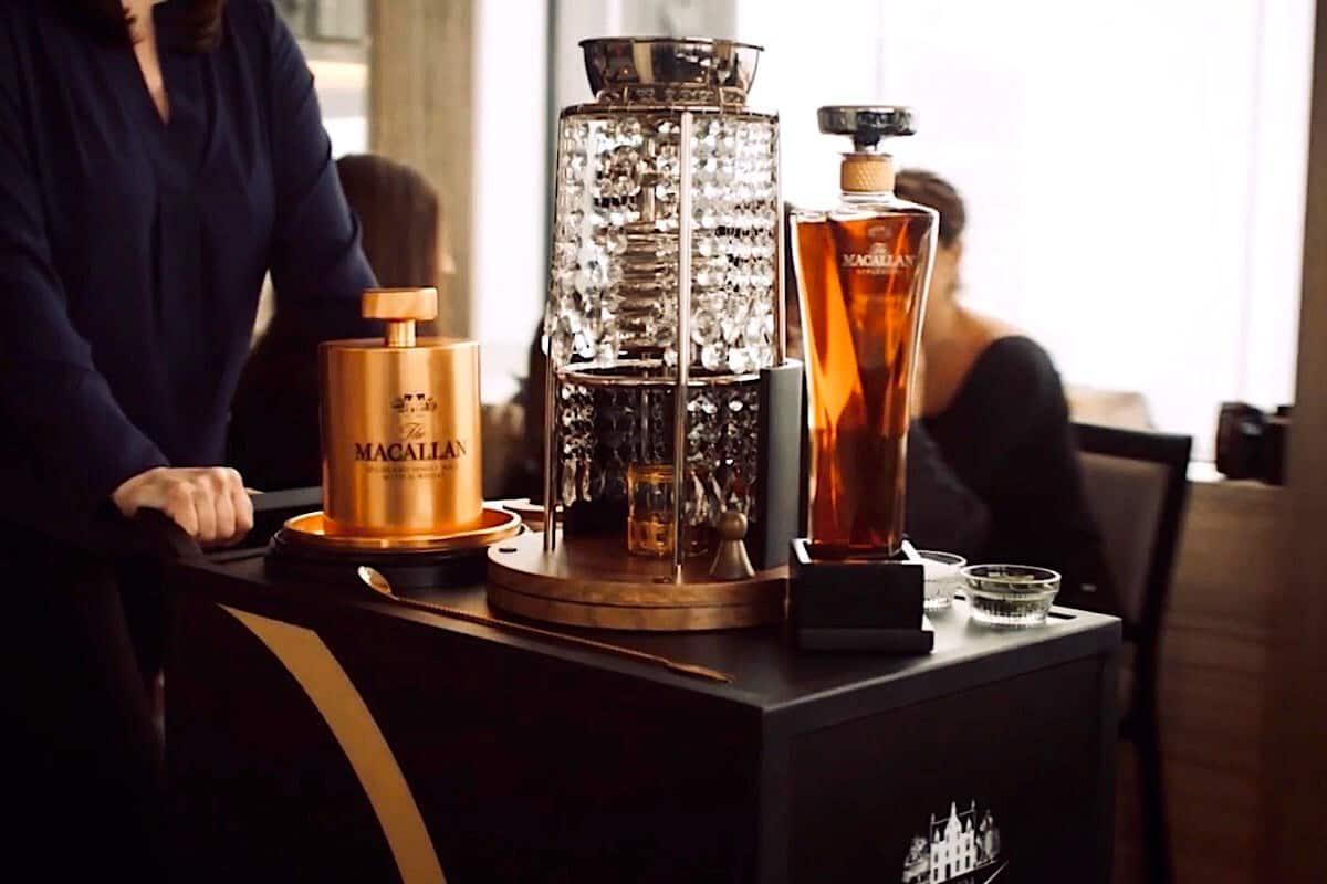 The Macallan presenta las mejores experiencias del whisky escocés en el mundo