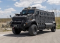 Este poderoso vehículo blindado ¡casi indestructible!