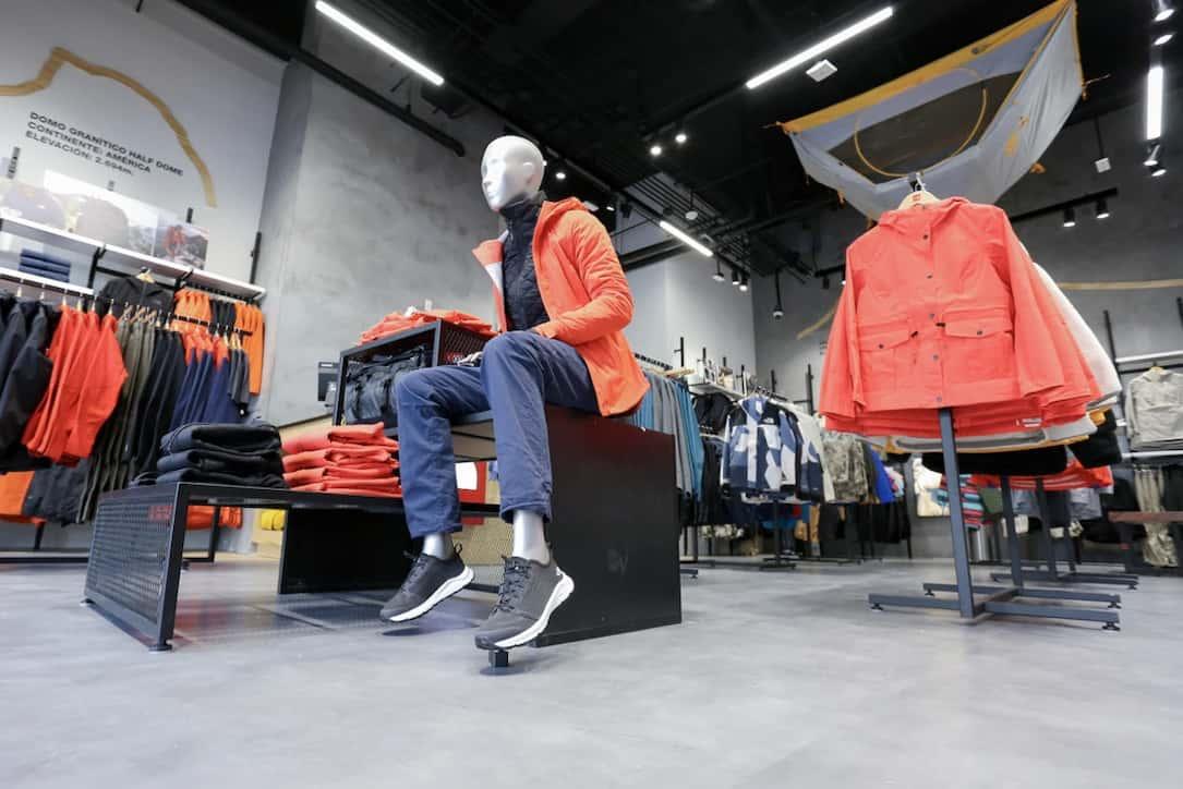 La nueva boutique de The North Face está en Galerías Coapa