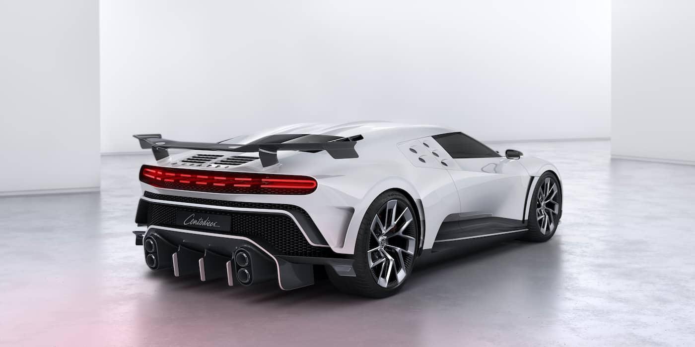 Híper coche Bugatti Centodieci
