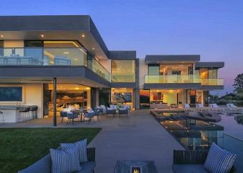 Ultra moderna mansión en Bel Air, California