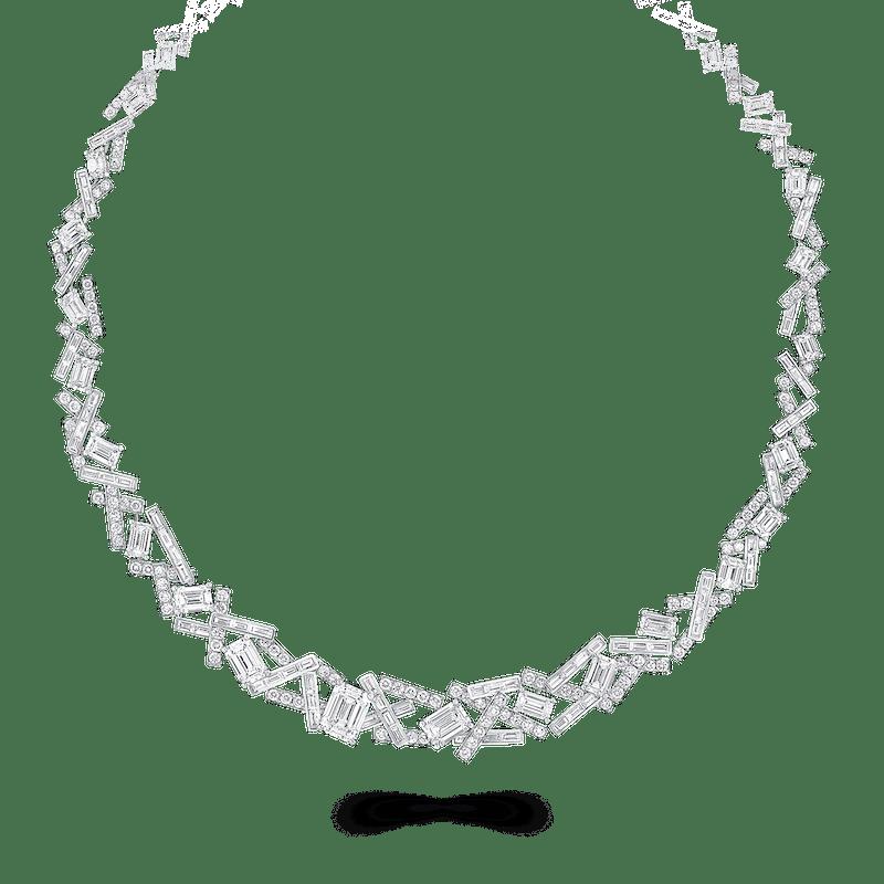 Exclusiva colección de joyas Threads de Graff.