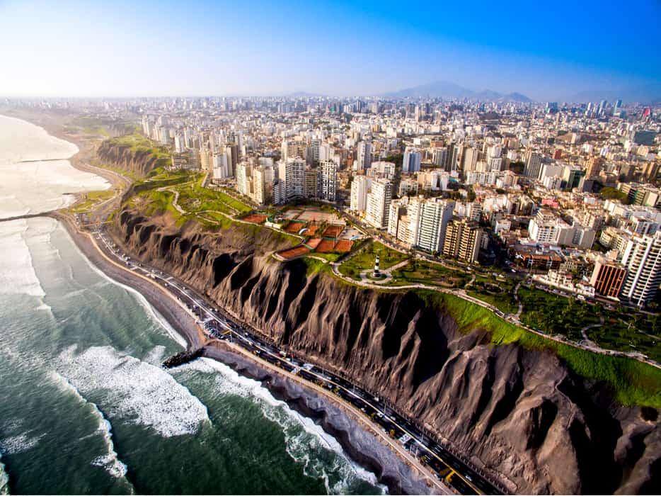 4 razones por las que Lima es una ciudad llena de adrenalina