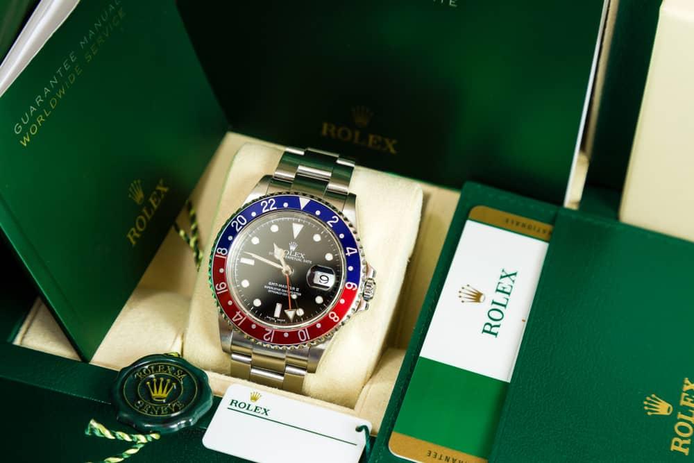 La historia detrás de 10 marcas de relojes de lujo: Rolex