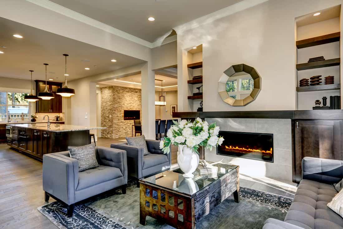 Elige la decoración interior de lujo apropiada, para darle a tu hogar un diseño espectacular de revista