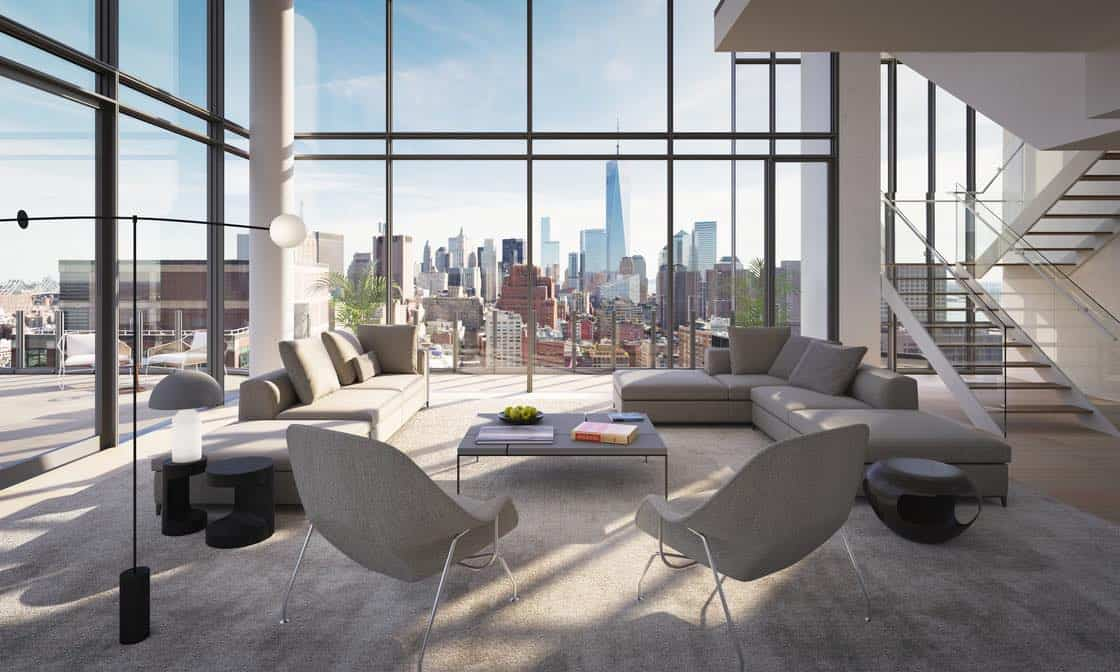 Travis Kalanick, fundador de Uber, compra este lujoso penthouse en SoHo, Nueva York
