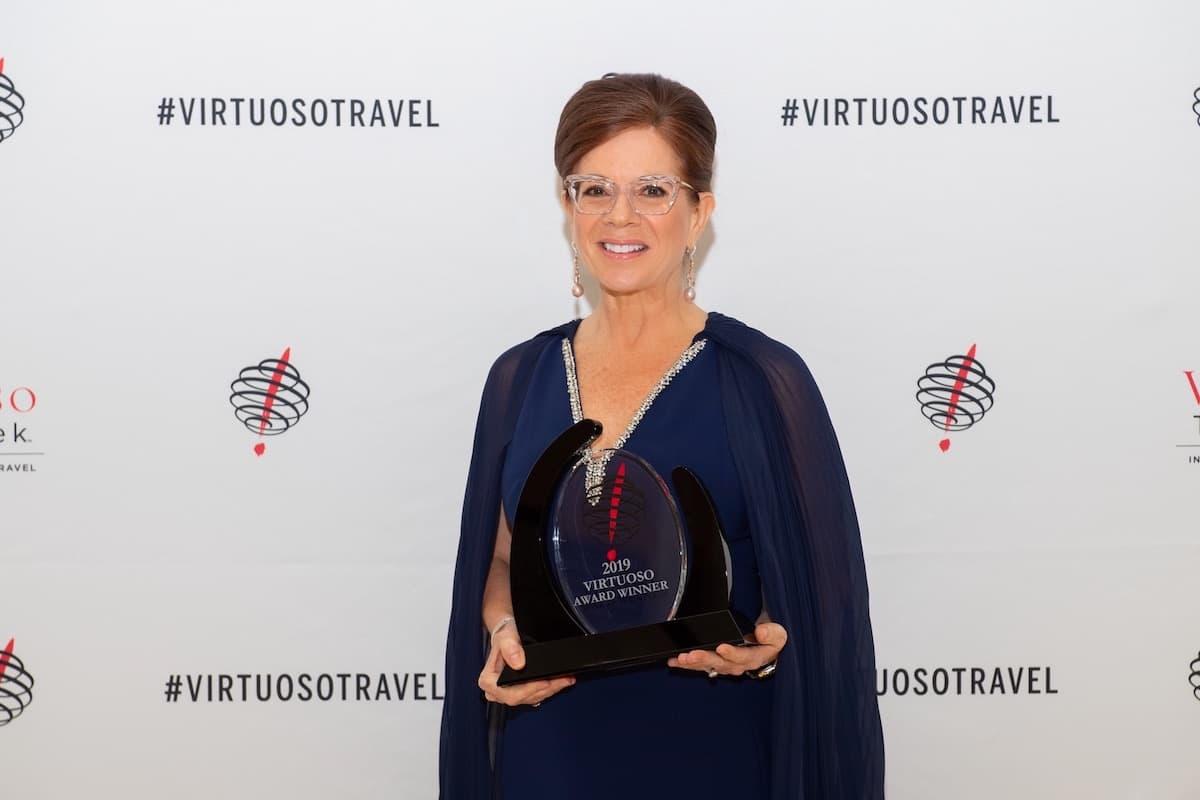 Amanda Hyndman, elegida como mejor hotelera del año 2019 por la red de viajes de lujo Virtuoso