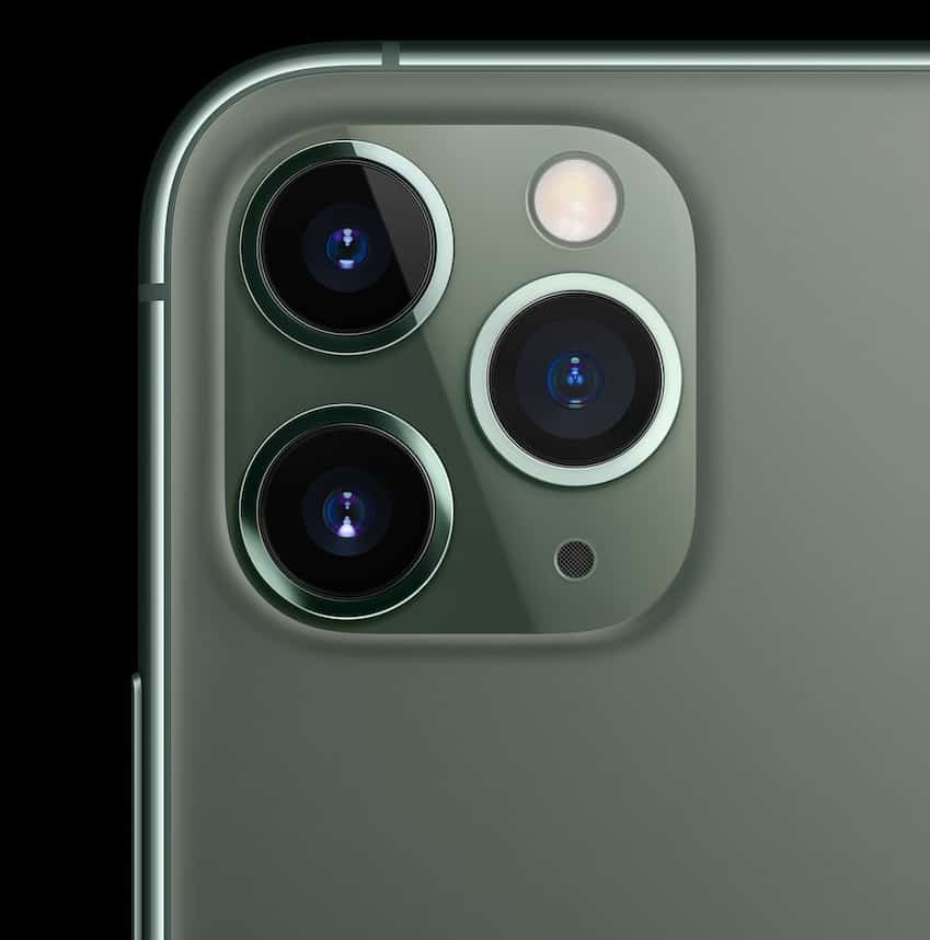 Apple Los nuevos iPhone 11 Pro y iPhone 11 Pro Max