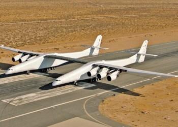 Vulcan está vendiendo el avión más grande del mundo