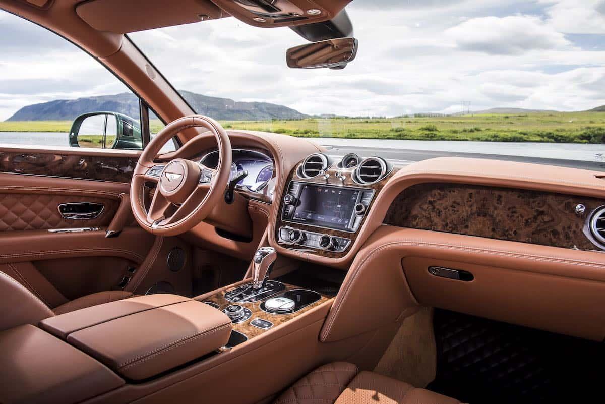 Ahora puedes viajar protegido y en lujo en esta Bentley Bentayga blindado del mundo