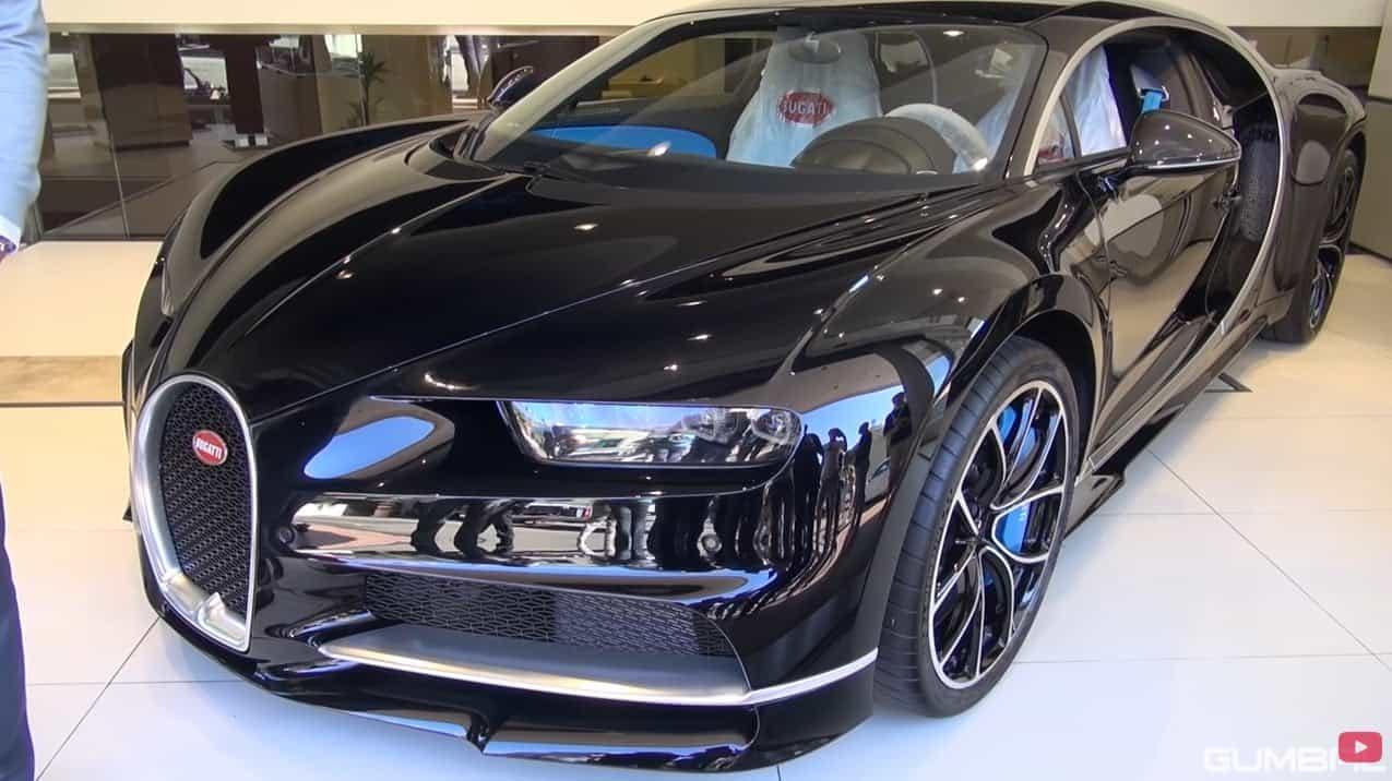 VEA este Bugatti Chiron siendo entregado a su dueño en Mónaco