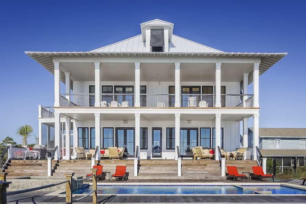 Casa de lujo con piscina