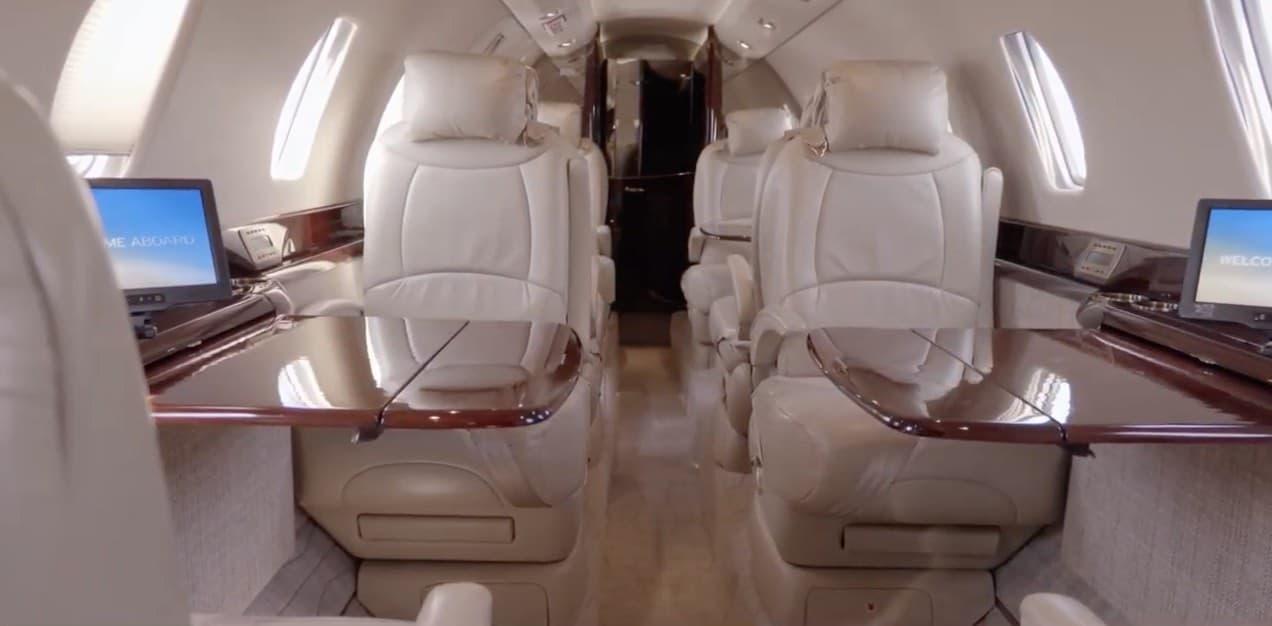 Pone a la venta este maravilloso Cessna Citation X 2005