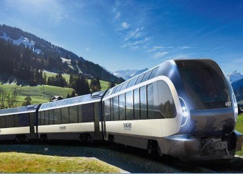 Goldenpass Express: Pininfarina diseña el tren perfecto para explorar los Alpes suizos
