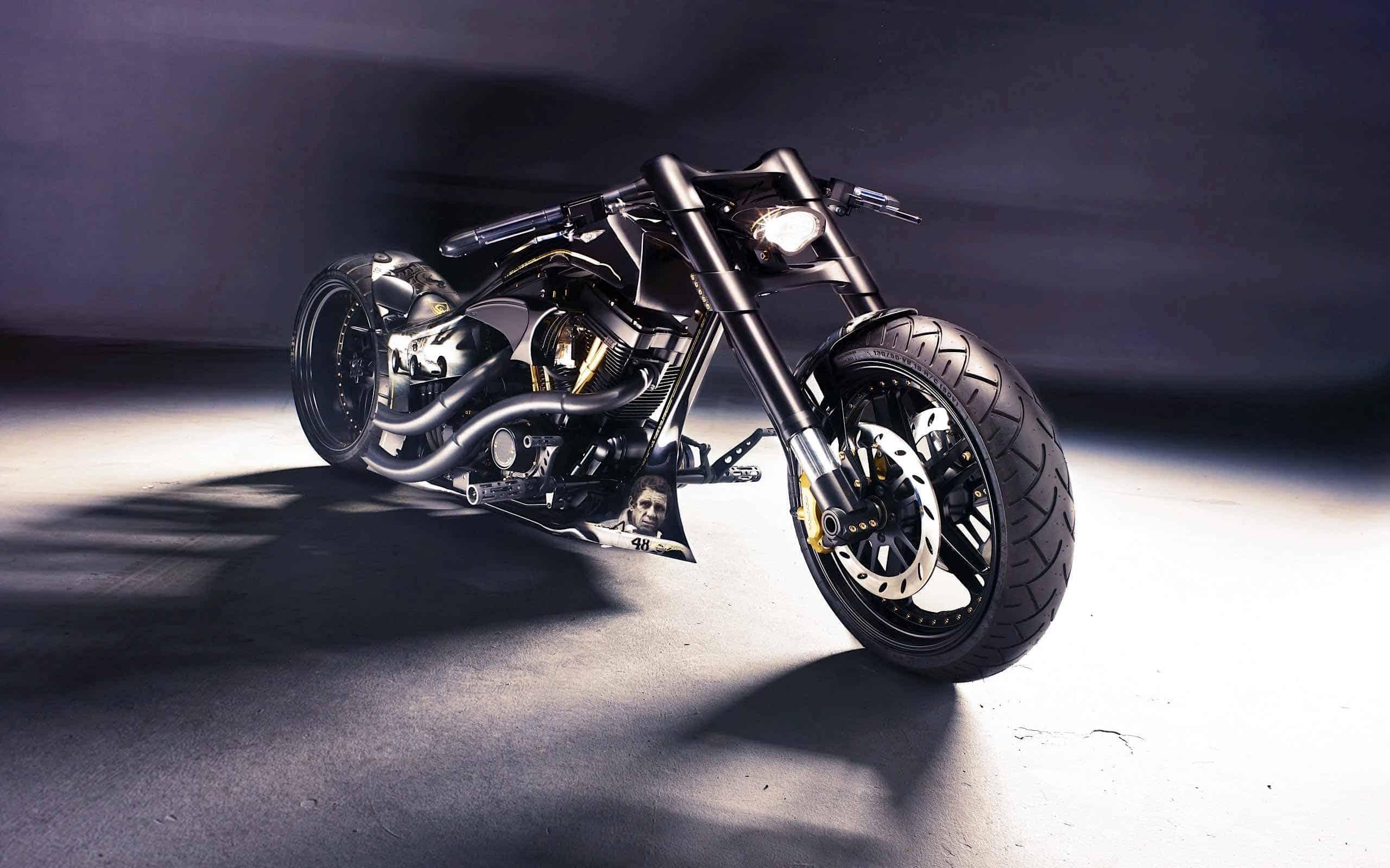 Soltador Cruiser, poderosa motocicleta de $156.000 por Hamann