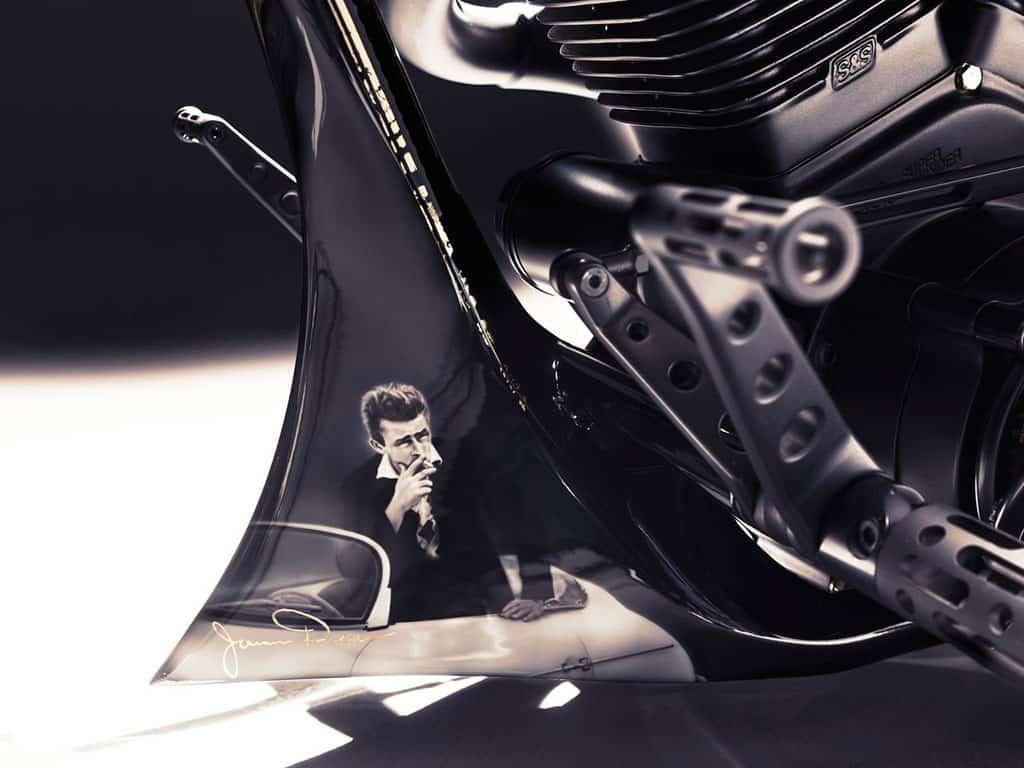 Poderosa motocicleta de $156.000 por Hamann