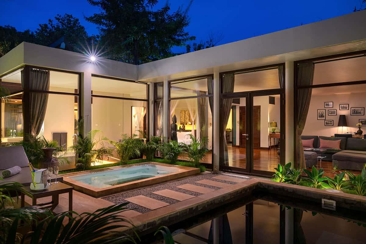 Suites de lujo en el ultra exclusivo 'Heritage Suites Hotel'