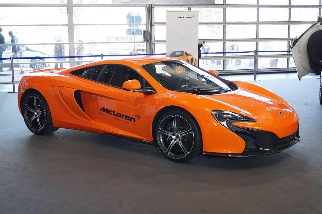 650S, parte de la exclusiva colección de 23 superdeportivos McLaren