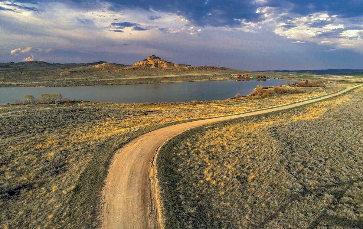 Kanye West acaba de comprar este enorme rancho en Wyoming