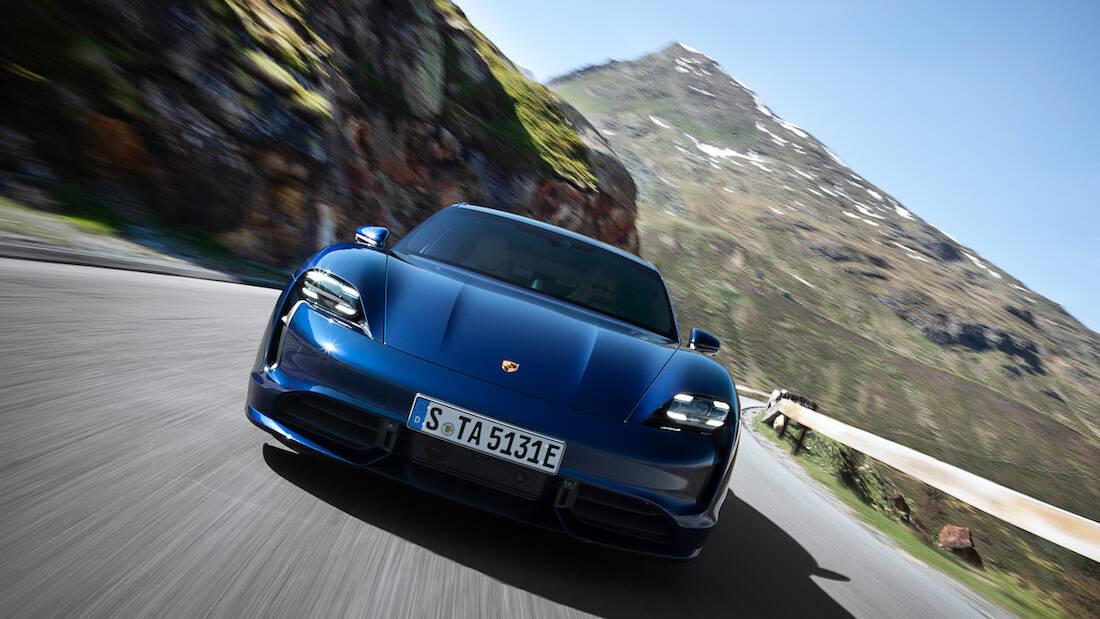 Estreno mundial de Porsche: deportividad sostenible